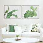 Creative Leaves Watercolor Canvas Art Print Oil Painting Home Gift Flowery
