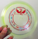 RARE FLAT Champion Firebird -CFR - Innova -2 COL DRAGON Stamp- 171g, #16 CRYSTL