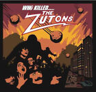 THE ZUTONS - WHO KILLED THE ZUTONS ? CD (2004) UK INDIE-ROCK
