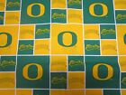 OREGON DUCKS -- SCRUB HAT/ MEDICAL /SURGICAL-2 STYLES OFFERED
