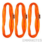 UK STOCK GM CLIMBING 22kN 16mm Nylon Sling Running 60cm Climbing Rappel By CE
