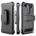 For ZTE Blade Spark Z971/Grand X 4 Z956 Clip Holster Stand Shockproof Case Cover