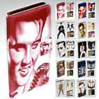 For Nokia Lumia Series Case Elvis Presley Print Wallet Leather Flip Phone Cover