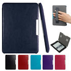 amazon paperwhite covers - For Amazon Kindle Paperwhite 1 2 3 Case Slim Protective Bumper Leather Cover