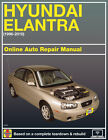 2005 Hyundai Elantra Haynes Online Repair Manual-Select Access