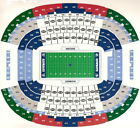 2 Dallas Cowboys vs. Washington Redskins  11/30  Sec 318 + Silver Lot 13