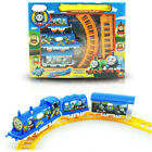 Train Tomas Set Handcrafted Electric Toys Christmas for Kids