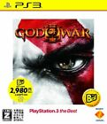 Used PS3 God Of War 3 Playstayion 3 The Best [Cero Ratin