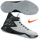 NIKE ZOOM DEVOSION Men's BASKETBALL shoes NEW MSRP $80. 844592 100. Black White