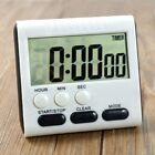 large screen clock - Large LCD screen Digital Kitchen Cooking Timer Count-Down Up Clock Alarm Timer