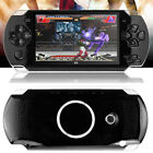 "Portable 8gb 4.3"" 10000 Games Handheld Video Game Console Mp5 Player For Psp"