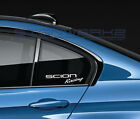 Scion Racing Decal Sticker JDM Japan FRS Xb Xc Xa 86 Pair $13.99 USD on eBay