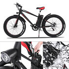 5 Types Fat Tire Electric Mountain Bike Bicycle Ebike 36v 10Ah Lithium battery