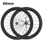 Novatec 271/372 Hub Standard Wheel 60mm Tubular Carbon Wheels 3K Matte or Glossy