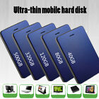 "USB 2.0 5400rpm Mobile HDD Mobile Drive Samsung 2.5"" External Hard Disk Drives"