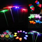 LED Light Up Flashing Party Headband Hat Royal King Queen Crown * Colorful * .