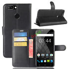 Luxury Flip PU Leather Slim Wallet Magnetic Case Cover For Oukitel