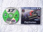 32535 Demo Disc 17 Vol. 02 Official UK Playstation Magazine - Sony Playstation 1