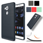 Hybrid Shockproof Brushed Armor Case Cover For Huawei P8 P9 Lite/Mate 8 9/ 5X 6X
