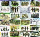 Dragon 1/35 figure & weapons kits selection