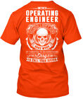 special t shirts - Operating Engineer Christmas Special - I'm An Because Hanes Tagless Tee T-Shirt