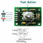 Rotary Encoder EC11 with Push Button Module for Ardiuno Raspberry