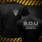 Hong Kong Special Force Police SWAT Flying Tiger SDU Special Duties Unit T-shirt