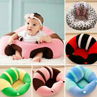 Baby Support Seat Plush Soft Baby Sofa Infant Learning To Sit Chair Keep: