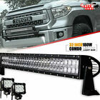 "Super Bright 30"" LED Light Bar Spot Flood Beam For TOYOTA OFF ROAD TRUCK"