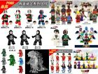 Japanese Super Hero Kamen Rider Street Fighter Dragon Ball Slam Dunk Minifigure
