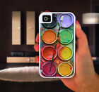 Watercolor Set Paintbox iPhone 5 iPhone 4 case tough protective funny phone case