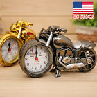 From US Motorcycle Shape Alarm Clock Creative Chic Kids Gift Clock Home Bedroom