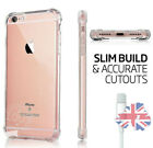 Apple iPhone 8/8Plus Silicone Hybrid Clear Airbag Cushion Shockproof Cases Cover