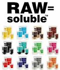 RAW SOLUBLE Natural Extracts - 2oz, 8oz