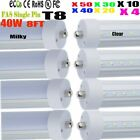 led light fluorescent tube replacement - LOT 50 8ft 40W 6500K LED Light FA8 Single Pin Fluorescent Replacement T8 Tube OY