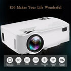 4K Wifi Wireless 1080P HD Android 6.0 LED Projector 7000LM Home Theater HDMI 8GB