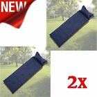 camping sleep mat - Outdoor Camping Self-Inflating Air Mat Mattress Pad Pillow Hiking Sleeping Bed@Y