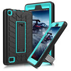 For Amazon Kindle Fire HD 7 7th Gen 2017 Tablet Case Shockproof Stand Hard Cover