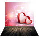 Dreamy Valentine's Day Photography Background Photo Props Backdrop 3x5ft/5x7ft