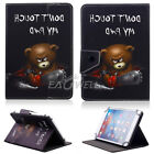 PU Leather Case Stand Cover For Verizon ASUS ZenPad Z8s ZT582KL 8-Inch Tablet