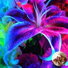 Royal Blue Lily Bulbs, (Not Lily Seeds), Flower For Home And Garden, 4,6,8,10Pcs