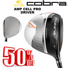 COBRA AMP CELL PRO DRIVER ** NEW ** REG OR STIFF FLEX FUJIKURA PRO 60 ALL LOFTS