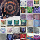 Square Mandala Hippie Tapestry Wall Hanging Gypsy Beach Towels Throw Mat Blanket