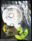 Discovery Kids Burger King Flower Drawing Tool Kid's Meal March-June 2012 NIP