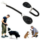 Button Training Clicker with Wrist Strap Band Training Clickers for Dog Cat Pets