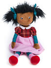 Rag Doll Personalised Raggedy Dolls Embroidered Name Birth Block DOB
