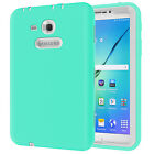 Defender Shockproof Tablet Case Cover Skin For Samsung Galaxy Tab 3/E Lite 7.0