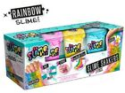So Slime DIY Do It Yourself SLIME SHAKERS 3 PACK Cosmic Rainbow NEW IN BOX