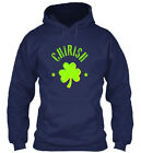 Funny Chi-ish Chicago St Patricks Day - Chirish Gildan Hoodie Sweatshirt