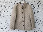 BURBERRY BRIT WOMENS FUCHSIA QUILTED JACKETS NWT